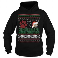 Cool and Awesome CHINESE SHAR PEI Ugly Christmas Sweater CHINESE SHAR PEI,CHINESE SHAR PEI Christmas Day,CHINESE SHAR PEI Black Friday,CHINESE SHAR PEI Christmas Eve,CHINESE SHAR PEI Noel Shirt Hoodie