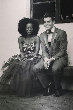 Prom Night. Follow my blog : http://whiteboysdatingblackgirls.tumblr.com/