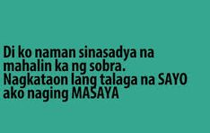 Bolero Quotes Archives - Page 4 of 12 - Mr. Hugot Lines Tagalog Funny, Tagalog Quotes Patama, Tagalog Quotes Hugot Funny, Pinoy Quotes, Tagalog Love Quotes, Sweet Love Words, Sweet Love Quotes, Love Quotes For Her, Love Yourself Quotes
