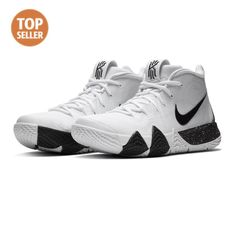 Nike Nike Ladies Shoes / Shoes Basketball Kyrie Basketball Shoes White / Black: - Fitness and Exercises, Outdoor Sport and Winter Sport Girls Basketball Shoes, Basketball Tips, Basketball Shoes Kyrie, Basketball Clipart, Street Basketball, Basketball Quotes, Women's Basketball, Football Shoes, Zapatillas Nike Basketball