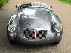 1961 MGA 1600: SOLD - jlr classics