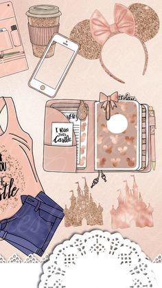 The Best 5 Disney Background for iPhone 11 Pro Trendy Wallpaper, Tumblr Wallpaper, Girl Wallpaper, Screen Wallpaper, Pattern Wallpaper, Cute Wallpapers, Disney Phone Wallpaper, Wallpaper Iphone Cute, Cute Backgrounds