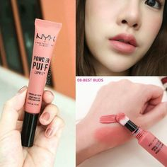 Pin on Korean Makeup Eyeshadow Pin on Korean Makeup Eyeshadow Makeup Swatches, Makeup Dupes, Makeup Kit, Skin Makeup, Makeup Eyeshadow, Makeup Cosmetics, Beauty Makeup, Nyx Lipstick, Lipsticks
