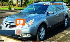 Shop for Subaru Outback #vehicles from various insurance #auctions, #copart auctions and many more... http://rdsf.ly/1zjx