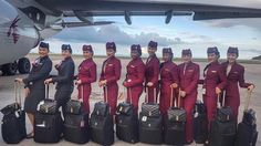 From instagram.com/gulora All women are created equal but only the finest become FLIGHT ATTENDANTS  #crewiser #instacrewiser #flightcrew #layover #pilot #stewardess #cabincrewlife #flying #cabincrew #aircrew #airplane #crewlife #avgeek #travel #airlines #crewfie #flightattendantlife #airline #plane #stewardesslife #cabinattendant #flightattendants #steward #crewlifestyle #airlinescrew #cabincrewgirls