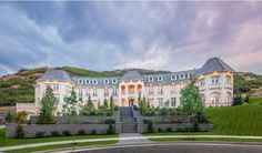 20,000 Square Foot Newly Built Mega Mansion In Draper, UT Owned By Entertainment Mogul « Homes of the Rich – The Web's #1 Luxury Real Estate Blog