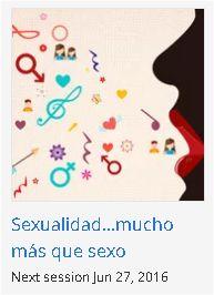 Curso gratuito en línea  Sexualidad mucho más que sexo