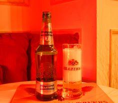 Russian Larger Baltika Vodka Bottle, Larger, Drinks, Drinking, Beverages, Storage, Drink, Beverage, Cocktails