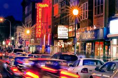 South Street: one of Philadelphia's famous streets (Photo by B. Krist for GPTMC)