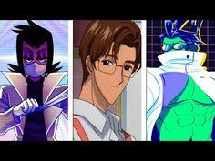Los 10 Padres MÁS RICOS De Las Caricaturas - YouTube