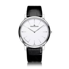 The immaculate purity of time Jaeger-Lecoultre Master Ultra Thin 1907 & Master Ultra Thin Grand Feu (See more at En/Fr/Es: http://watchmobile7.com/articles/jaeger-lecoultre-master-ultra-thin-1907-master-ultra-thin-grand-feu) (2/2) #watches #jaegerlecoultre @Jaeger-LeCoultre