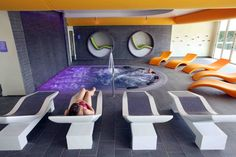 Butlins goes hi-de-hi tech as revolutionary spa hotel opens (without a knobbly knee in sight) Luxury Spa, Luxury Life, Bognor Regis, Butlins, Best Spa, Hotel Spa, Spa Day, Ocean, World