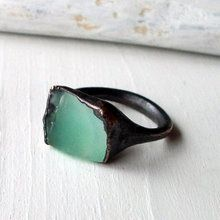 cute green ring