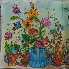 #escapetowonderland #colouringbook #colouring #goodwivesandwarriors