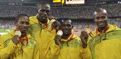 Despojado de un oro olímpico el hombre más rápido del planeta...