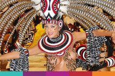 """El #VeranoEnArgentina no estaría completo sin uno de sus eventos más importantes a nivel nacional. No te pierdas el """"Carnaval del País"""", un multitudinario show de comparsas y música que comienza hoy y dura todo el mes de febrero."""