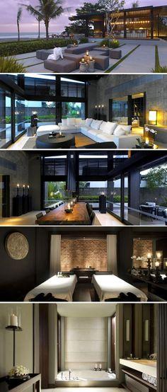 Alila Villas Soori, Bali by SCDA Architects by leila.D.leon #duvetlife #lifestyle #relax