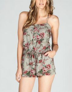 LOTTIE & HOLLY Ethnic Print Romper 217664957 | Rompers | Tillys.com