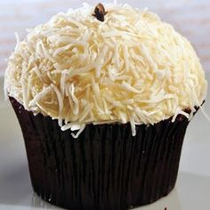 Cupcake de Beijinho - Receita de Cupcake