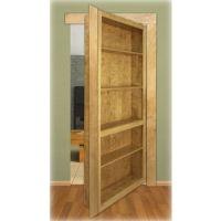 Maple InvisiDoor Shelving Unit Kit - Rockler.com. Create your own secret passageway!