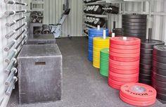 Présentation du CrossFit ®   play-fitness
