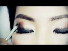 Maquiagem coreana - noiva noite