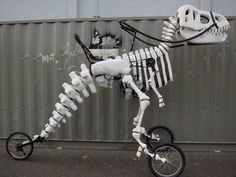 Jurassic T-Rex Tricycle