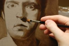 How to Paint a Portrait in Oil – Part 2  from Will Kemp Art School