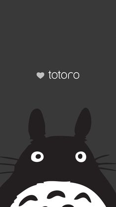 Totoro iPhone 5 background Más