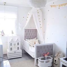 Our Sebra Interior white #dollsbed
