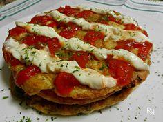 El pastel de tortillas es un plato muy versátil que puedes hacer con los ingredientes que mas te gusten o tengas por casa