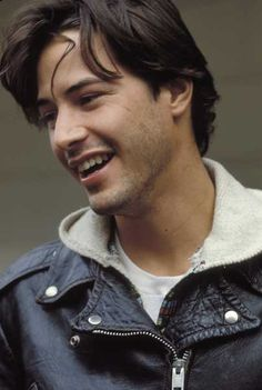 "Keanu Reeves as Scott Favor, the Prince Hal equivalent in Gus van Sant's ""My Own Private Idaho."""