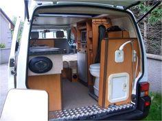 Image result for alex honnold camper