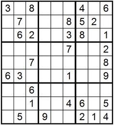 sudoku-classic Scrabble, Puzzle, Games, Words, Classic, Animals, Plays, Animales, Puzzles