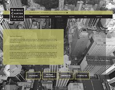 """Check out new work on my @Behance portfolio: """"Property valuation company web concept"""" http://on.be.net/1IanCoF"""
