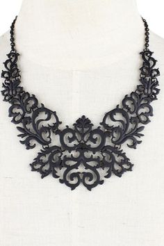 this would go well with my blue lace dress
