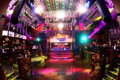 Nightclub Prater Dome in Vienna