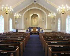 sanctuary ideas on Pinterest | Church, Color Schemes and Modern Church