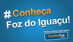Já sabe para onde ir nas férias? Clique veja as melhores opções de passeios e hotéis em Foz do Iguaçu - http://pacotesfoz.com.br/  #conheçaFozdoIguaçu