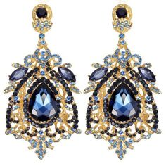 The Aria Pageant Earring Is Hand Made By Headshot Collection An Emerging Jewelry Brand