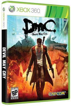 Detalhando a origem de Dante em um cenário contemporâneo, DmC Devil May Cry mantém o estilo da ação, combates fluidos ...