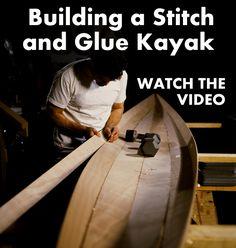 Watch the Zen of Wooden Kayak Building