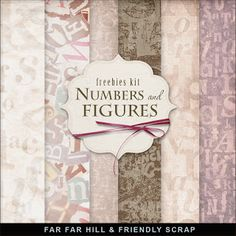Wednesday's Guest Freebies -Far Far Hill ***Join 1,400 people and follow our Free Digital Scrapbook Board. New Freebies every day.