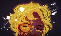 sun child - If anyone knows of the original artist, please let me know!<<<maybe scribs? Pixiv Fantasia, Inspiration Artistique, Image Manga, Wow Art, Fantasy, Pretty Art, Mellow Yellow, Anime Comics, Aesthetic Art