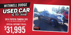New deals each week!