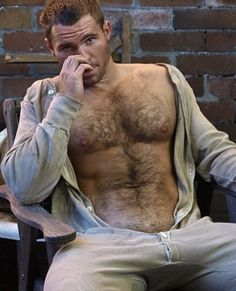 Just another gay guy with a thing for scruffy, furry, hairy, hunky men. I claim no ownership of any of the photos/videos I post. Hot Men, Hot Guys, Sexy Guys, Hairy Hunks, Hairy Men, Scruffy Men, Handsome Man, Paul Freeman, Long Underwear