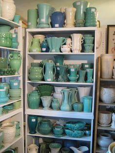 C. Dianne Zweig - Kitsch 'n Stuff: Visiting A Retro Kitchenware Haven Owned By Fritz Karch, Editor Of Collecting At Martha Stewart Living Magazine