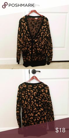Women's Oversized Cardigan Sweater - Who What Wear -Black-$32.99 ...