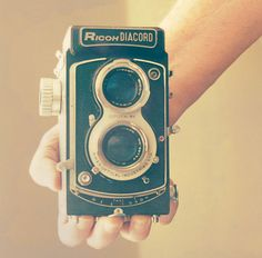 Ricoh, vintage camera