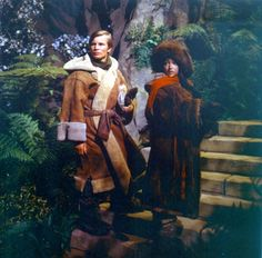 MICHAEL YORK & OLIVIA HUSSEY IN LOST HORIZON (1973 MOVIE MUSICAL)  BACHARACH & HAL DAVID